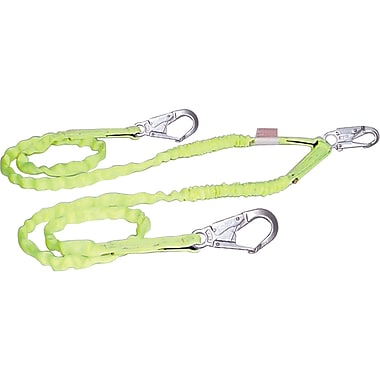 Decelerator Energy-absorbing Lanyards, Sn111, Anchorage Connection, Rebar/ladder Hook