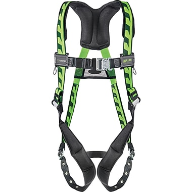Miller Aircore Harnesses, Sej642, Leg Connections, Tongue Buckle