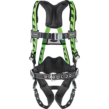 Miller Aircore Harnesses, Sej644, Leg Connections, Tongue Buckle