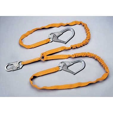 Titan Shock-absorbing Lanyards, Sn072, Anchorage Connection, Locking Rebar Hooks