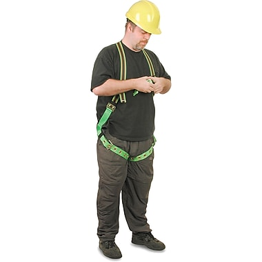 Duraflex Stretchable Harnesses, Sc975, Leg Connections, Tongue Buckle