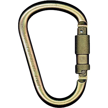 Carabiners, Sam500, Minimum Breaking Strength, 5000 Lbs