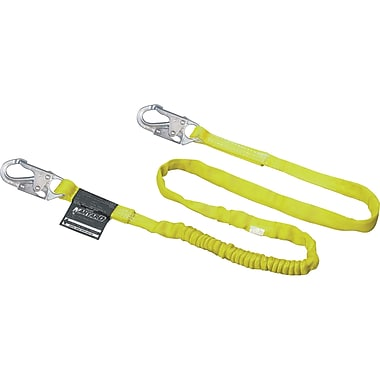 Miller Manyard Shock-absorbing Lanyards, Sc983, Length', 8