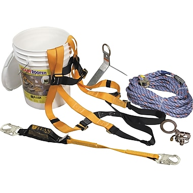 Titan Readyroofer Fall Protection Kits, Sak304