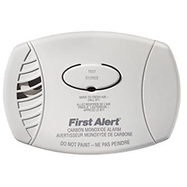 Carbon Monoxide Plug In Alarm, 120 V AC, 2/Pack