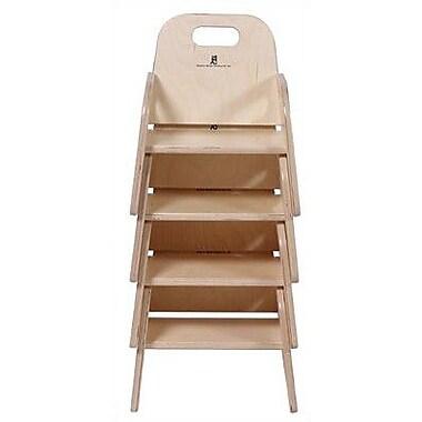 Steffy Wood Classroom Chair; 11''