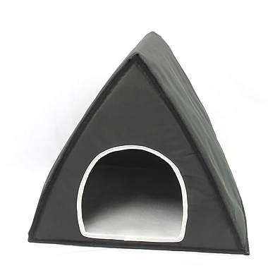 Purrrfect Life Nylon A Frame Pet Bed