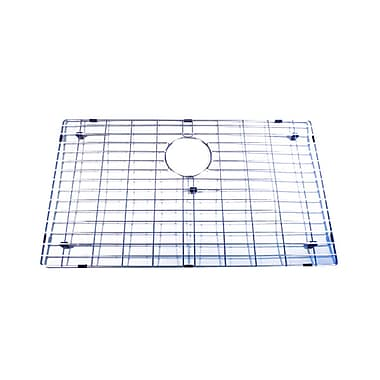 Nantucket Sinks Premium Bottom Grid for Zero Radius Large Single Bowl