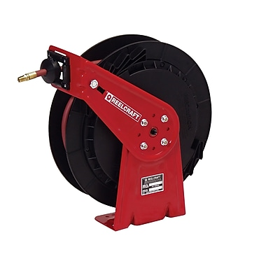 Reelcraft RT650-OLP Spring Rewind Hose Reel for 50' x 3/8