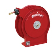 "Reelcraft 5650 OLP Spring Rewind Hose Reel for 50' x 3/8"" ID Air/Water Hose"