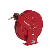"Reelcraft Spring Rewind Hose Reel for 50' x 1/2"" ID Air/Water Hose"