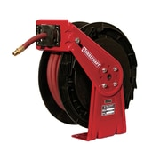 """Reelcraft RT850-OLP Spring Rewind Hose Reel for 50' x 1/2"""" ID Air/Water Hose"""