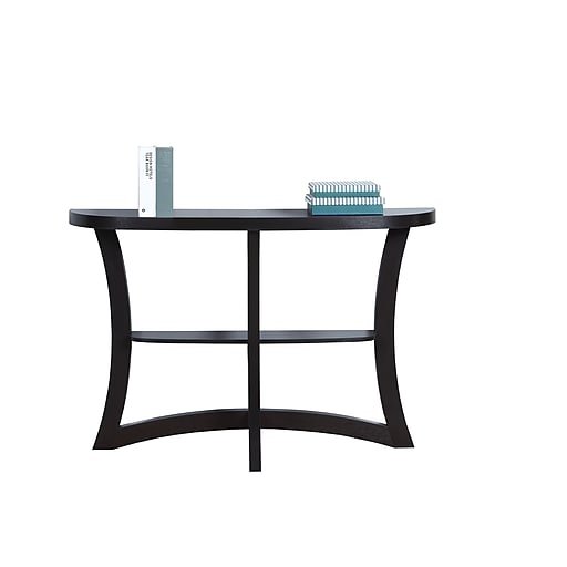 Monarch Specialties Console Table in Cappuccino ( I 2415 )