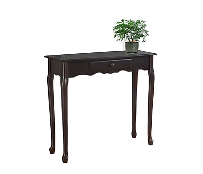 Monarch Specialties Wood Accent Table, Cherry, Each (I 3109)