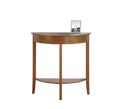 Monarch Specialties Accent Table In Oak ( I 3129 )