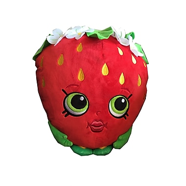 Shopkins - Coussin au motif du personnage Strawberry