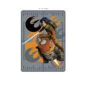 Star Wars Rebels Fleece Blanket