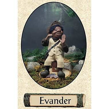 The Whitehurst Company, LLC Zim's The Woodland Elves Themselves Evander Figurine