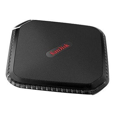 SanDisk ® Extreme 500 SDSSDEXT-240G-G25 240GB Portable USB 3.0 Solid State Drive