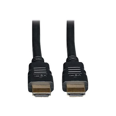 Tripp Lite P569 16' CL2-Rated High Speed HDMI Male/Male Cable with Ethernet, Black (4214801)