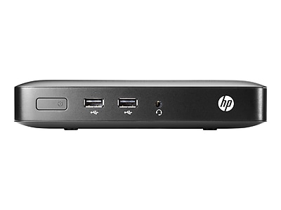 HP® AMD Dual-Core 2GB ThinPro Desktop Slimline Thin Client (M5R73AT#ABA)