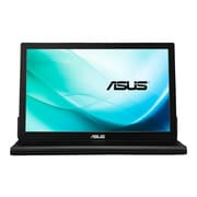 "ASUS MB169B+ 15.6"" 1080p Full-HD LED-Backlit LCD Monitor, Black/Silver"