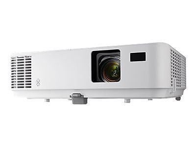 NEC V Series XGA 3D Ready DLP Projector, 3300 Lumens, 6.2 lbs.