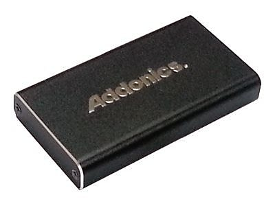 Addonics® mini mSATA USB 3.0 External Drive Enclosure (AEMSU3)