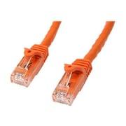 StarTech 75' Snagless Cat6 UTP Patch Cable, Orange