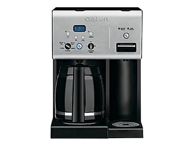 Cuisinart 12 Cup Programmable Coffeemaker with Hot Water System