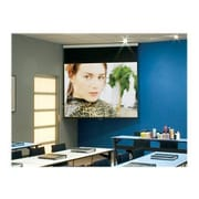 Draper ® Luma 207007 Manual Wall/Ceiling Projection Screen, 71""