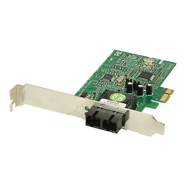 Transition Networks® N-FXE-ST-02 1-ST Port PCIe Fiber Network Interface Card