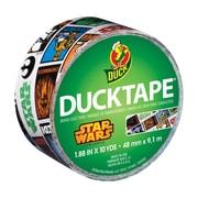 ShurTech – Ruban pour conduits Duck Tape® à motif Star Wars™, 1,88 po x 10 verges