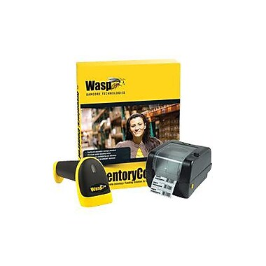Wasp® Inventory Control Standard WWS550i Scanner and WPL305 Barcode Printer (PD2158)