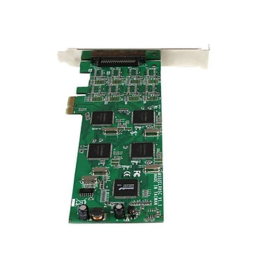 StarTech PEX8S1052 8 Port RS232 Serial PCI Express Adapter Card