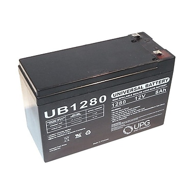 eReplacements 12 VDC 8000 mAh Replacement Battery Cartridge for Smart-UPS/Back-UPS (UB1280-ER)