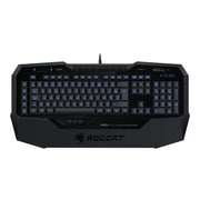 Roccat™ Isku FX (ROC-12-901( USB Wired Multicolor Gaming Keyboard, Black