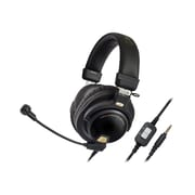 Audio-Technica  ATH-PG1 Over-the-Head Dynamic Premium Stereo Gaming Headset with Microphone