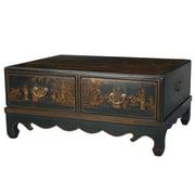 EXP D cor Handmade Oriental Antique Coffee Table
