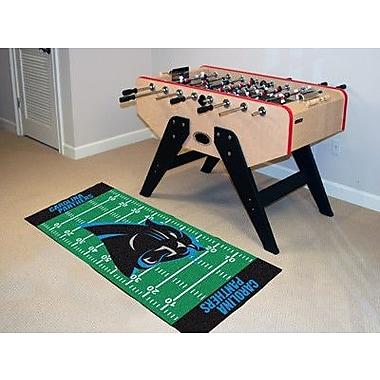 FANMATS NFL - Carolina Panthers Football Field Runner