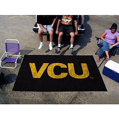 FANMATS Collegiate NCAA Virginia Commonwealth University Doormat