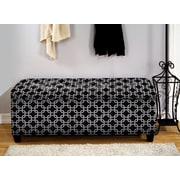 The Sole Secret Upholstered Storage Bench; Large