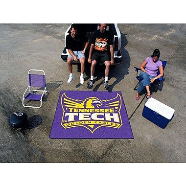 FANMATS NCAA Tennessee Technological University Indoor/Outdoor Area Rug