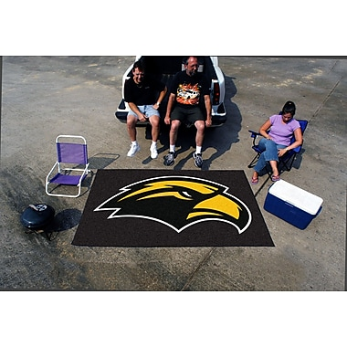FANMATS Collegiate NCAA University of Southern Mississippi Doormat