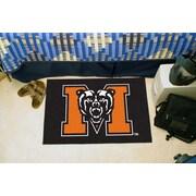 FANMATS NCAA Mercer University Starter Mat