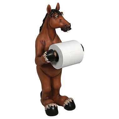 American Expedition Horse Free Standing Toilet Paper Holder