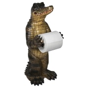 American Expedition Alligator Free Standing Toilet Paper Holder
