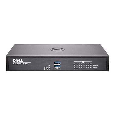 Dell Sonicwall 01-SSC-0211 8-Port Network Security/Firewall Appliance
