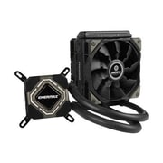 Enermax Liqmax II Series Ceramic Bearing Liquid CPU Cooler, 96 CFM (ELC-LMR120S-BS)