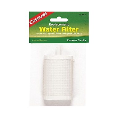 Coghlans Replacement Water Replacement Filter